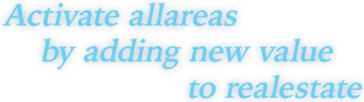 Activate allareas by adding new value to realestate